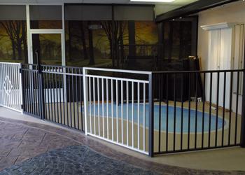 Custom Aluminum Fences