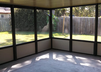 Screen Room Enclosure