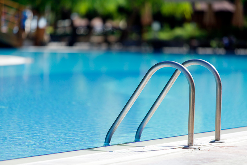 Taking care of your-pool area