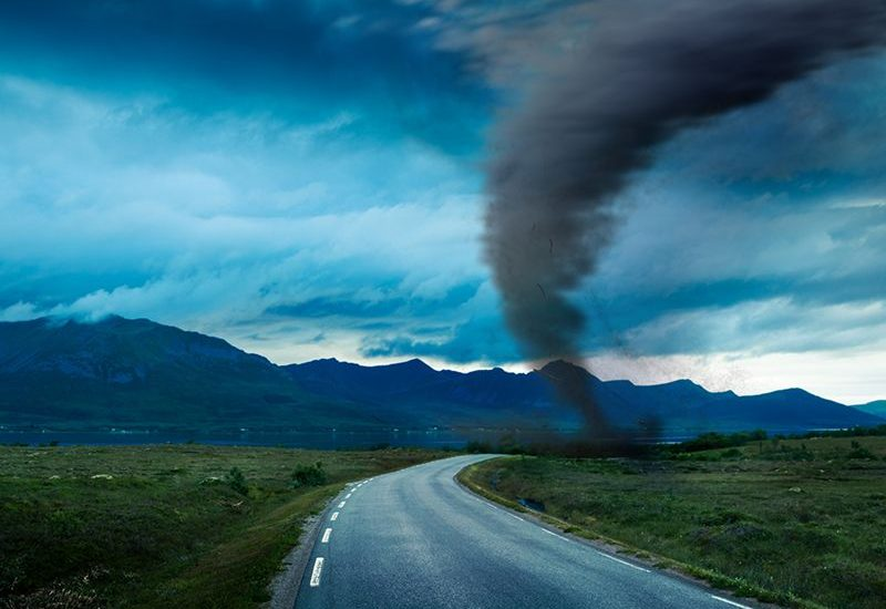 Tornado Brevard County Damage